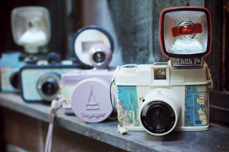 Coup de coeur photo – Lomography maps edition