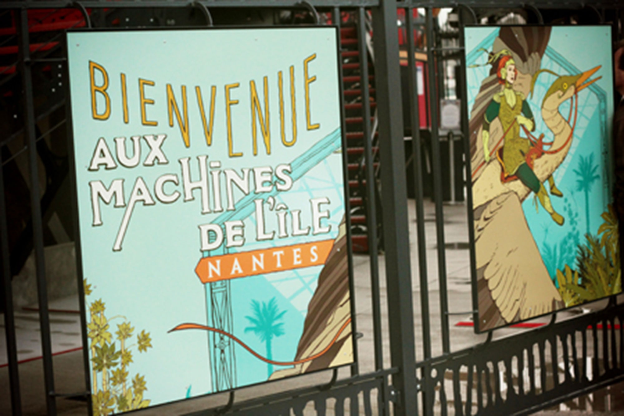 Happy Nantes – Les Machines de l'Ile