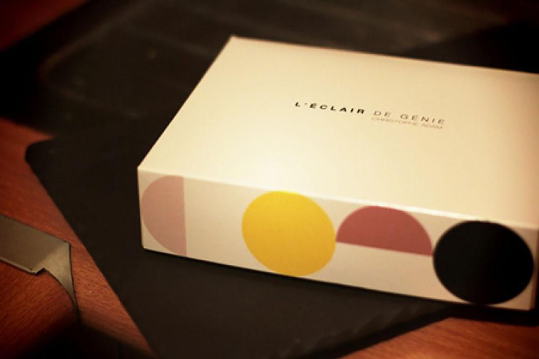 Pause gourmande n°13 – L'Eclair de Génie – Christophe Adam