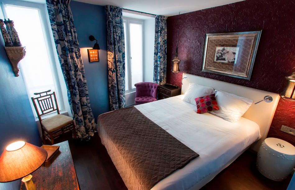 Alerte bon plan une nuit 4 toiles offerte l 39 h tel r for Bon plan hotel paris
