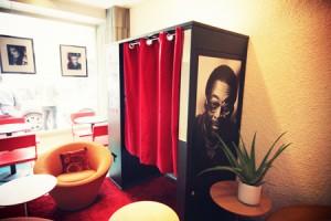Photomaton du Studio Harcourt – Hôtel Artus Paris