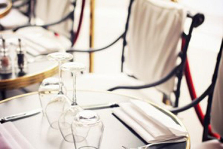 Restaurant L'Aventure – Arc de Triomphe – Paris