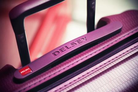 Valise cabine Hélium Delsey