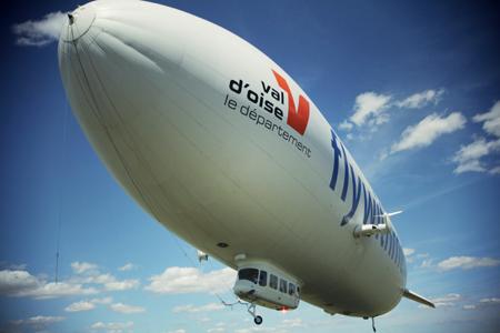 Baptême de l'air en ballon dirigeable en région parisienne – AirShip