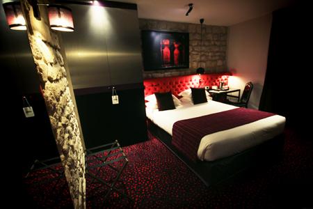 Où dormir à Paris ? Hôtel Atmosphères - Quartier Saint Michel / Panthéon