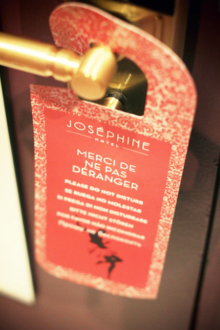 Joséphine - Hôtel South Pigalle Paris