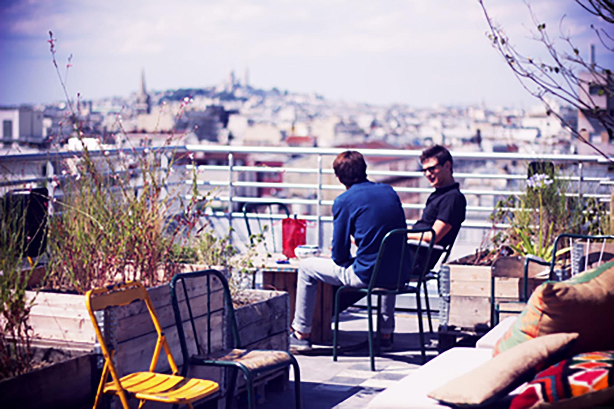 Le Perchoir Rooftop Ménilmontant – Paris