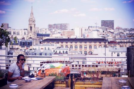 Le Perchoir Rooftop Ménilmontant - Paris