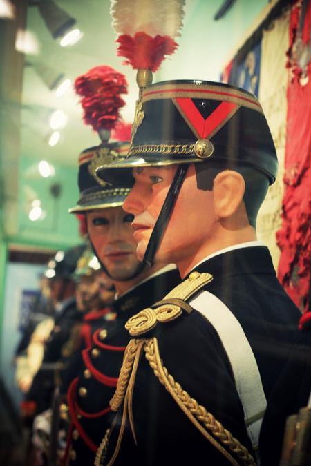 Visite au cœur de la Cavalerie de la Garde Républicaine - Paris