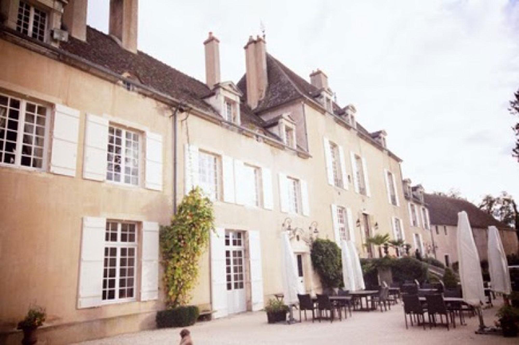Week-end à moins de 2h de Paris – Château de Vault de Lugny – 1ère partie