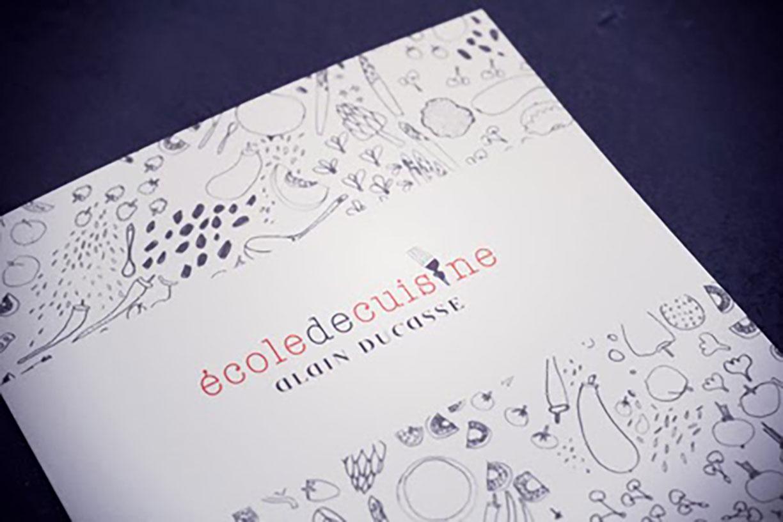 L'école de cuisine Alain Ducasse – Paris