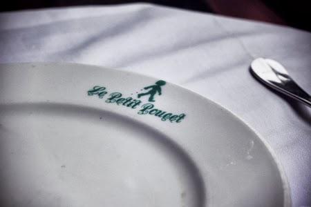Restaurant Le Petit Poucet - Ile de la Jatte - Levallois Perret