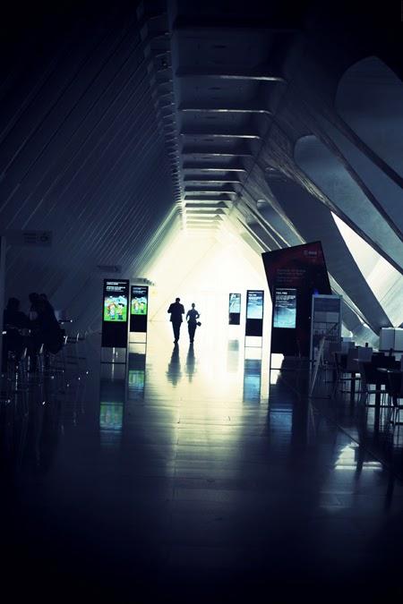 Week-end en Espagne - La Cité des Arts et des Sciences - Valencia