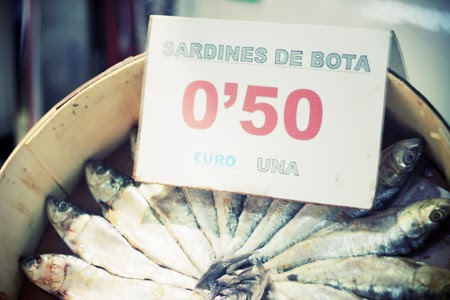 Visite gourmande et colorée des Marchés de Valencia - Espagne