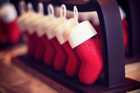 L'esprit de Noël sous le signe de Ladurée