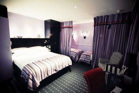 Où dormir à Paris ? L'hôtel Original