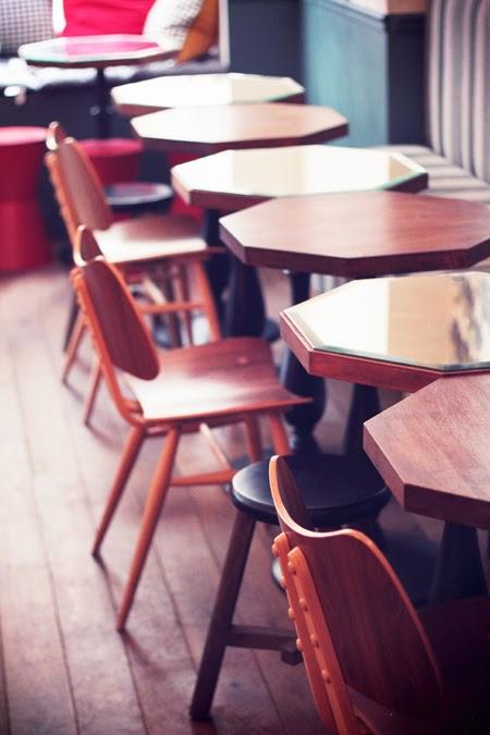 MOJO Kitchen Bar - Restaurant à Opéra