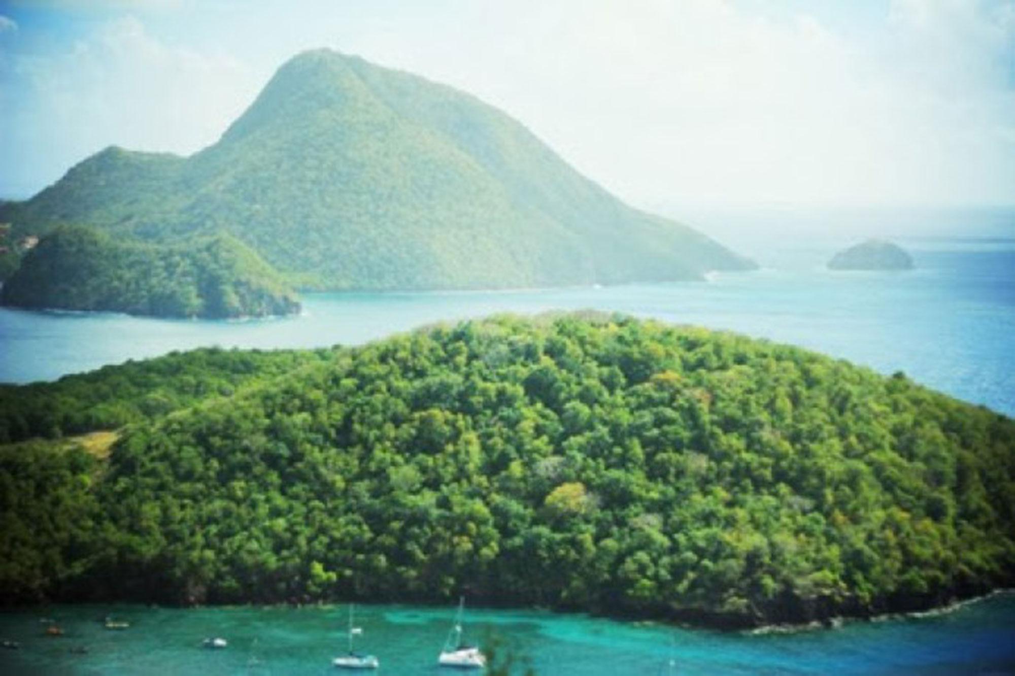 Excursion à Terre-de-Bas aux Saintes – Guadeloupe