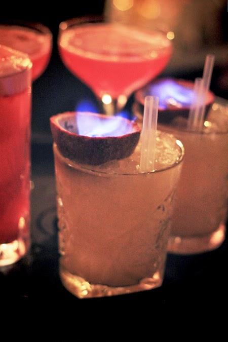 Bar clandestin - Le Ballroom du Beefclub - Paris