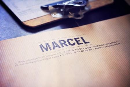 Restaurant Marcel – Montmartre – Paris