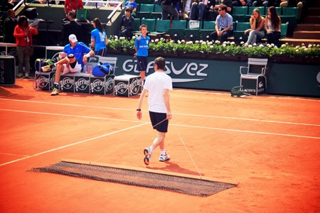 Journée VIP à Roland Garros avec Priceless de Mastercard