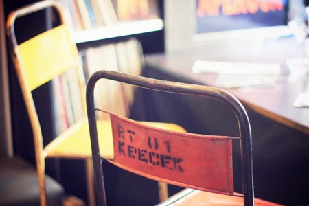 Restaurant Apérock : drinks, food & good music - Paris