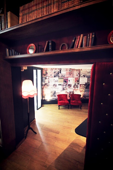 Hôtel Les Théâtres - Rue de Cléry 75002 Paris