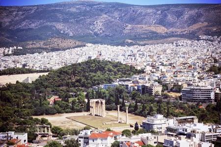 Partir en Grèce #2 - Athènes