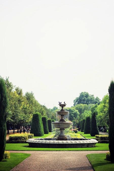 Que faire à Londres ? Flâner dans Regent's Park