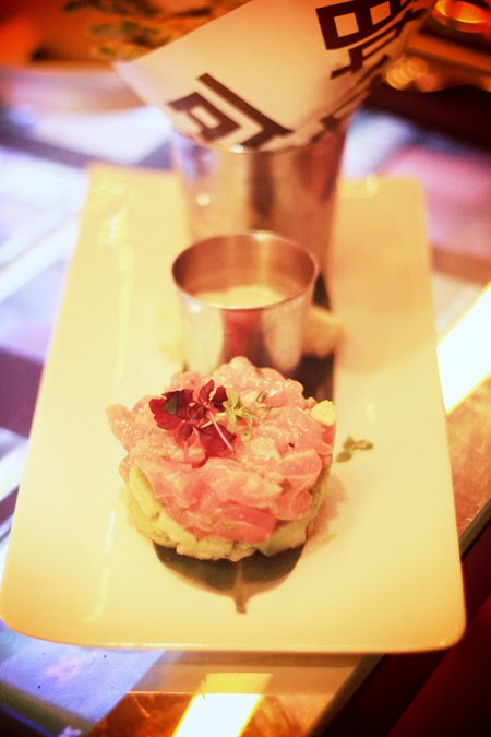 Restaurant Konnichiwa Paris