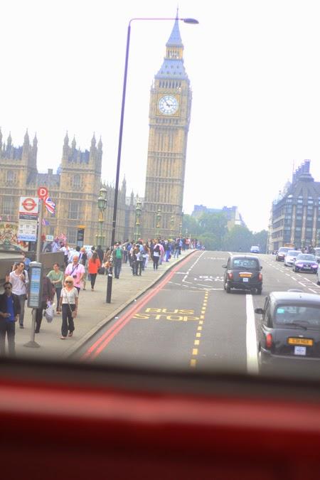 Que faire à Londres ? Afternoon Tea Bus Tour