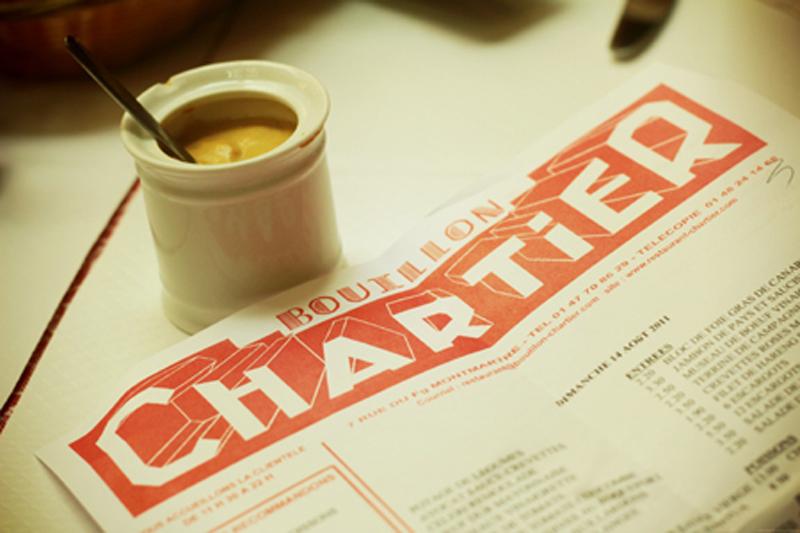 Guide des meilleurs restaurants parisiens