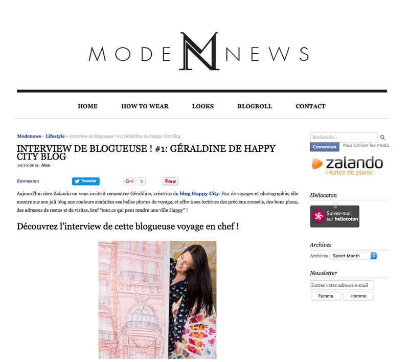 Mode-news