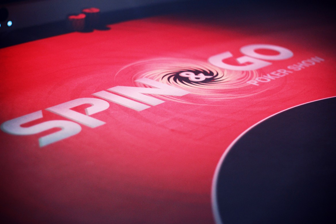 Spin & Go Poker Show - Alexis Laipsker