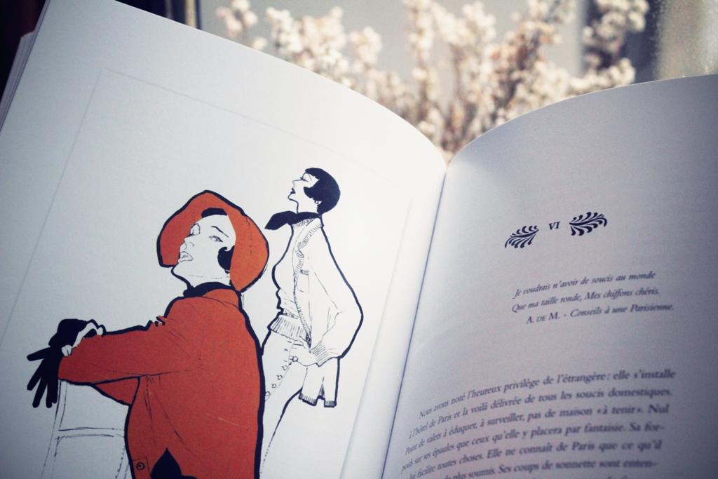 La parisienne de Paris - Illustrations de René Gruau