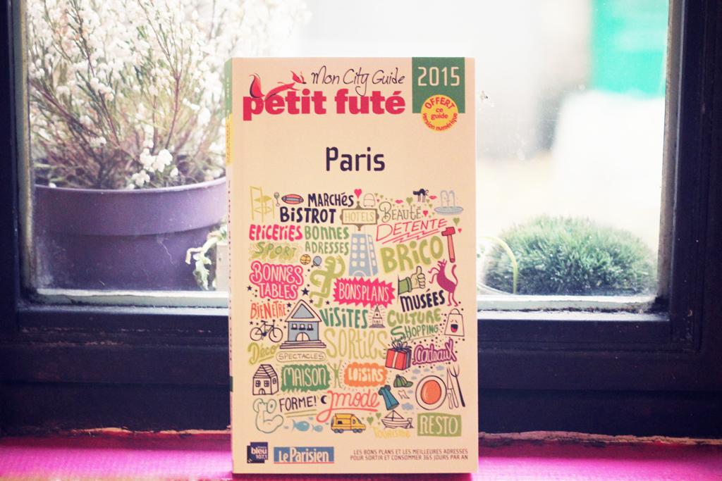 Mon city guide Petit Futé - Paris