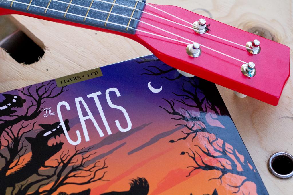 CATS - Livres musicaux pour les enfants