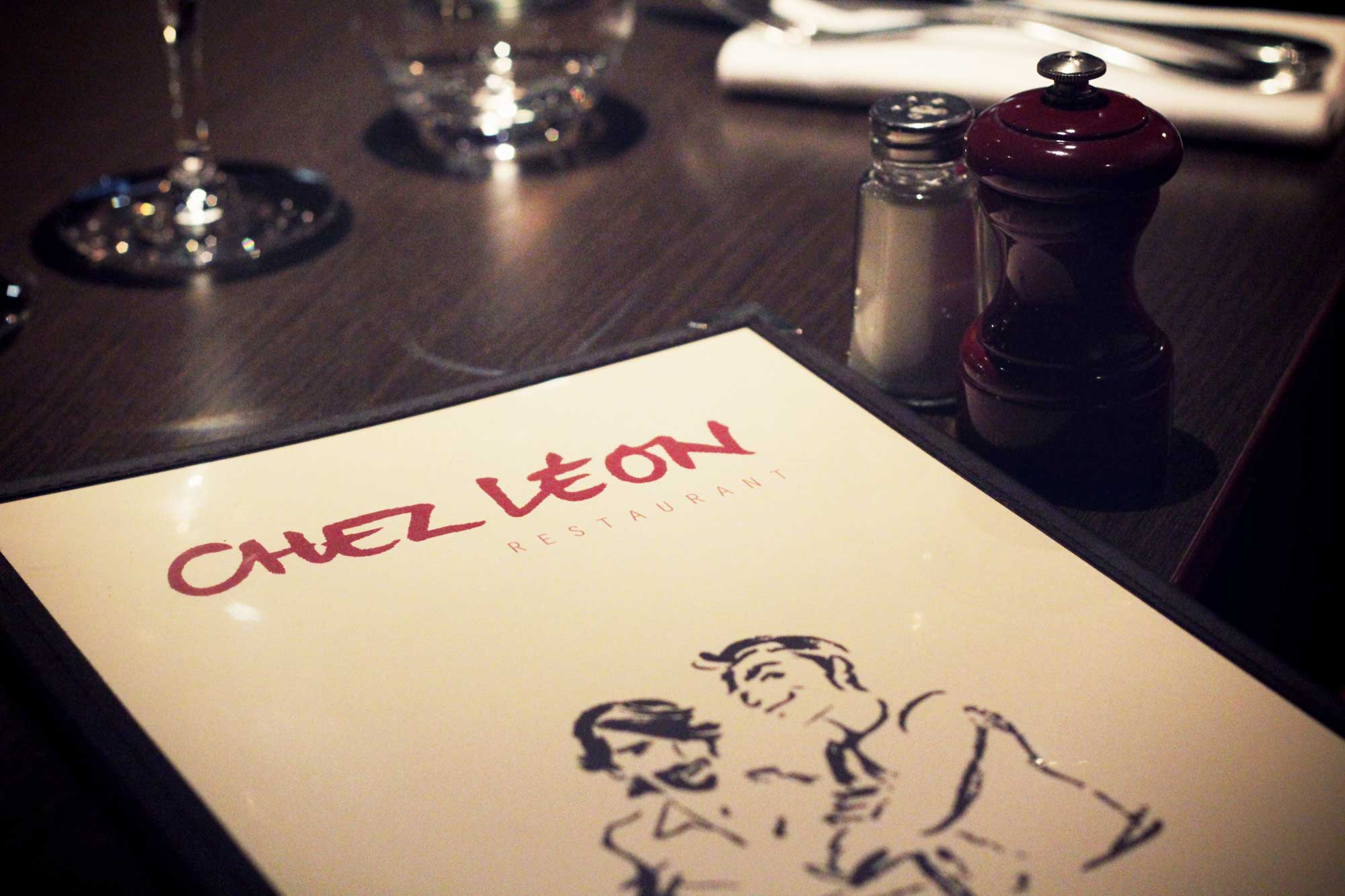 Chez l on cuisine cr ative du terroir happy city for Chez leon meuble montreal