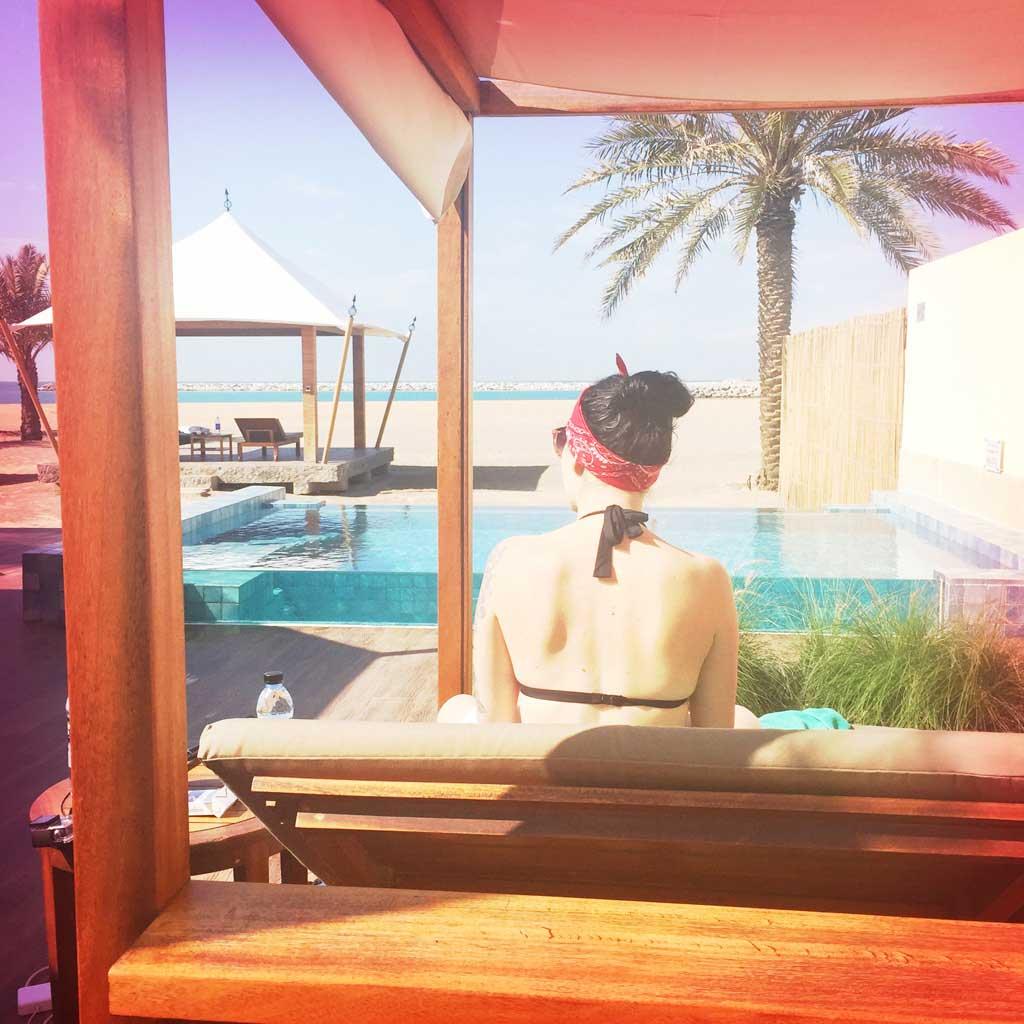 Séjour au Banyan Tree Ras-al -Khaimah Beach Resort
