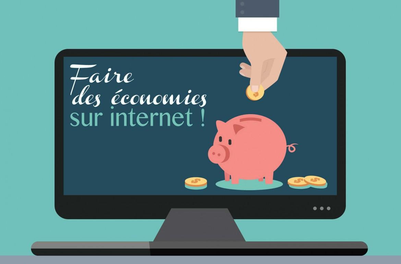 Faire des économies sur internet
