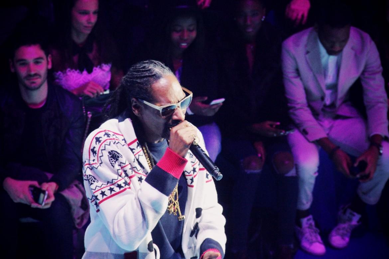Etam Live Show - Molitor - Snoop Dog - Fashion Week