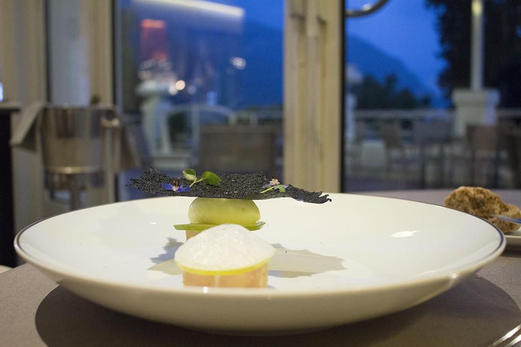 foie gras restaurant la voile