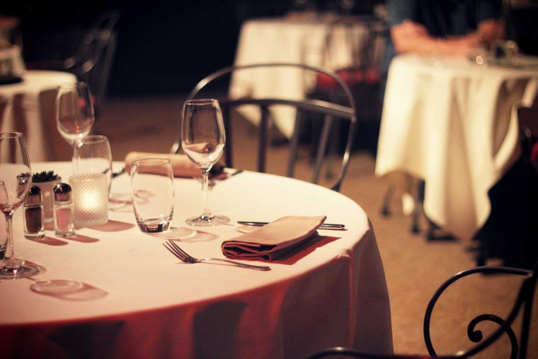 Divin diner au Relais du Parc - Paris