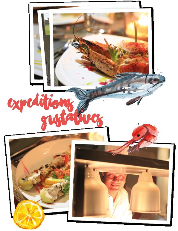 Diner Playa - Tamassa Resort Bel Ombre - Maurice