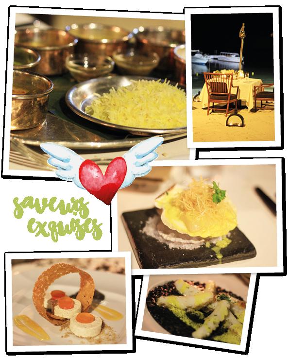 Gastronomie - The Oberoi Mauritius