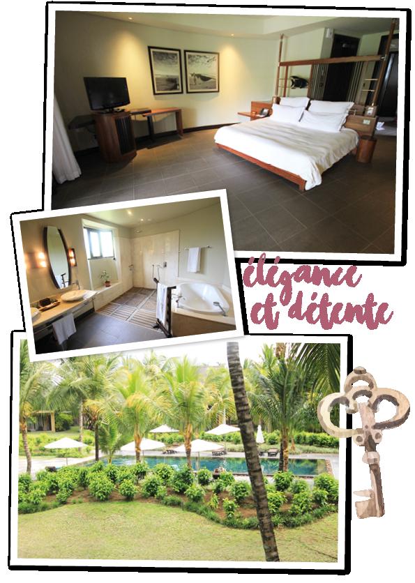 Hôtel Trou aux biches -Beachcomber - Mauritius