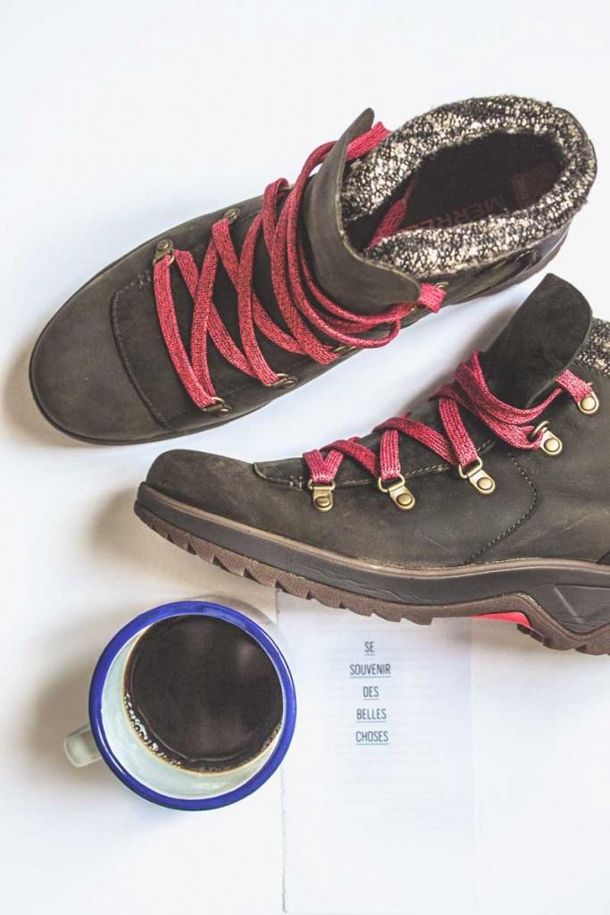 Chaussures-de-rando