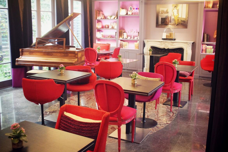 O dormir paris h tel la belle juliette happy city for Hotel la belle juliette paris