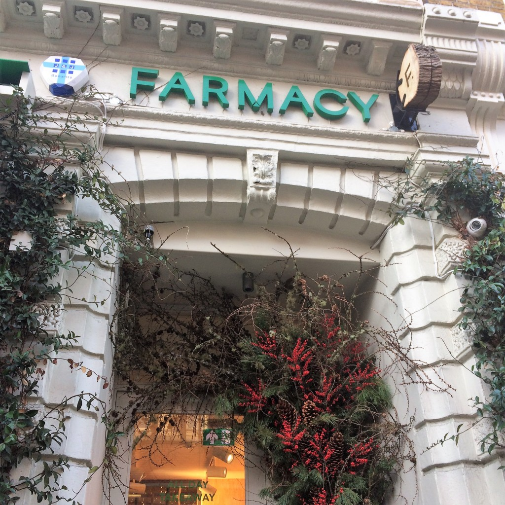 FARMACY RESTAURANT