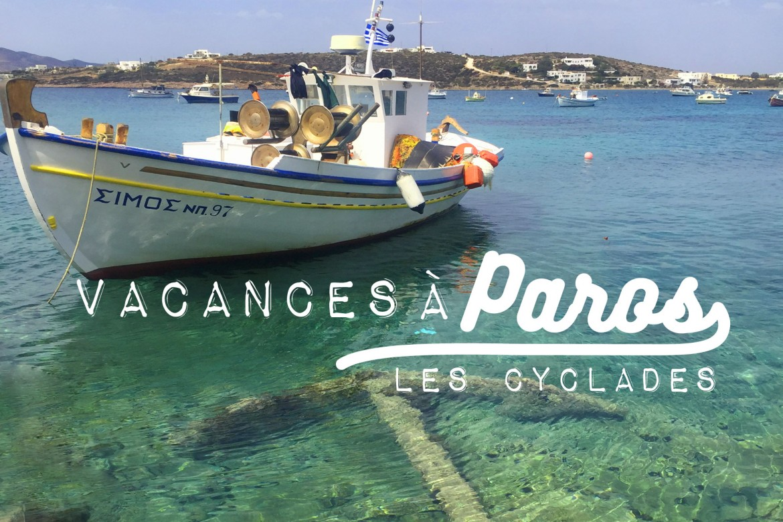 Paros-guide